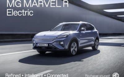 MG MARVEL R Electric, bientôt chez Lanes Automobiles